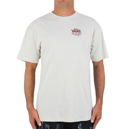 Camiseta Vans Holder St Classic Oatmeal