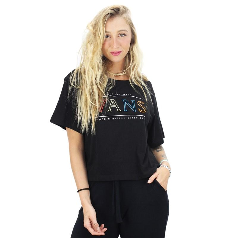 Camiseta Vans Kaced Black