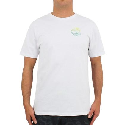 Camiseta Vans Mini Dual Palm III Bay