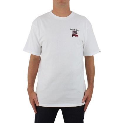 Camiseta Vans Premium Yusuke White