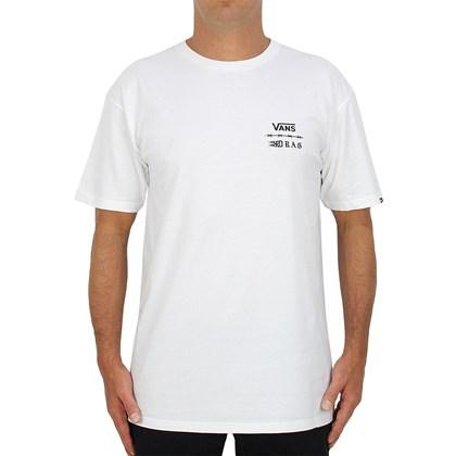 Camiseta Vans X Drag White