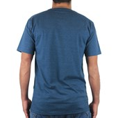 Camiseta Vissla Bend Naval Heather