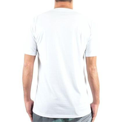 Camiseta Vissla Conquer White Heather