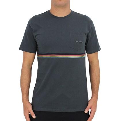 Camiseta Vissla Especial Riviera Dark Grey