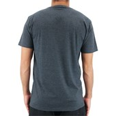 Camiseta Vissla Foundation Black Heather