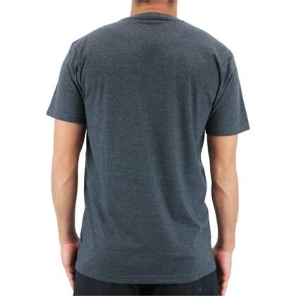 Camiseta Vissla Foundation Black Heather