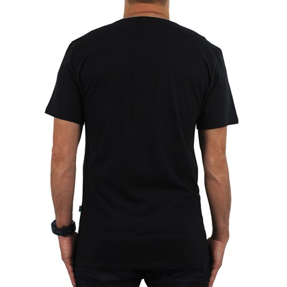 Camiseta Vissla Founded Black