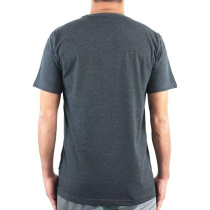 Camiseta Vissla Halfway Black Heather