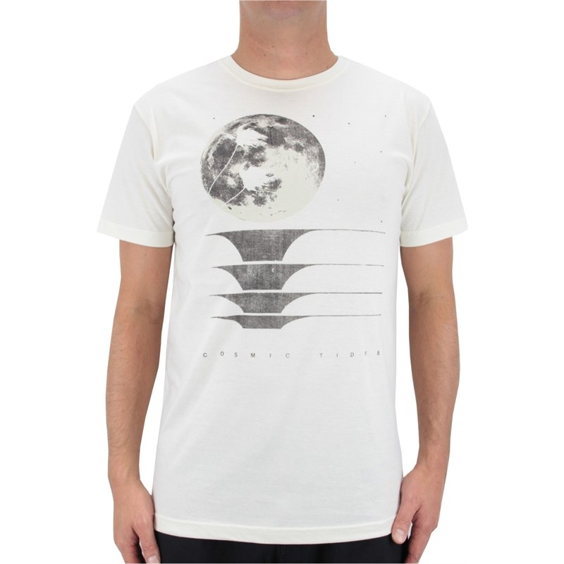 Camiseta Vissla Moonlight Natural