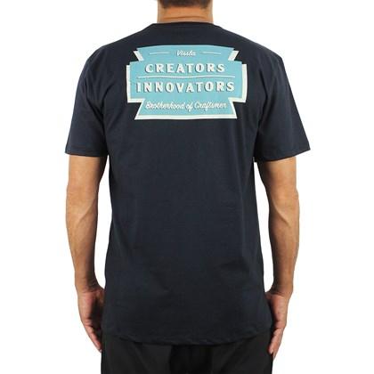 Camiseta Vissla Razorblade Black