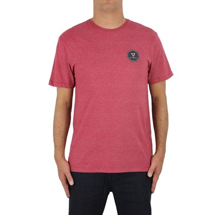 f2a0a46d0e022 Camiseta Vissla Scripps Blood Mescla ...