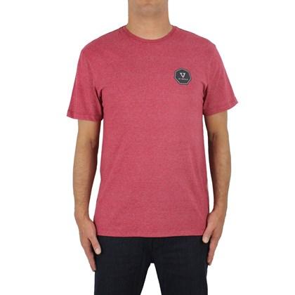 Camiseta Vissla Scripps Blood Mescla