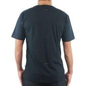 Camiseta Vissla Static Preta