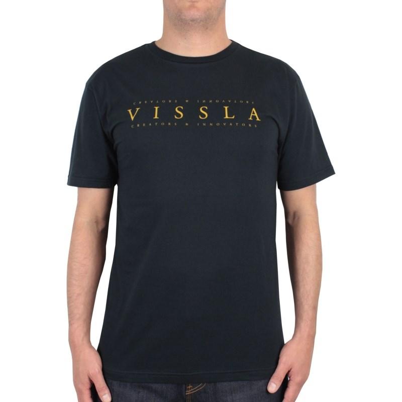 Camiseta Vissla Structure Preta