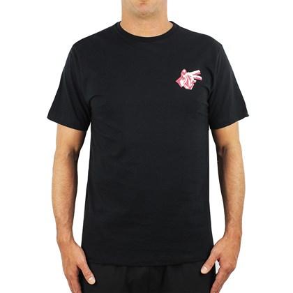 Camiseta Volcom Clatter Black