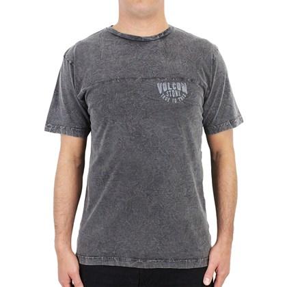 Camiseta Volcom Especial Apathy Preta