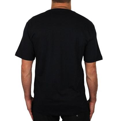 Camiseta Volcom Silk Reload Black