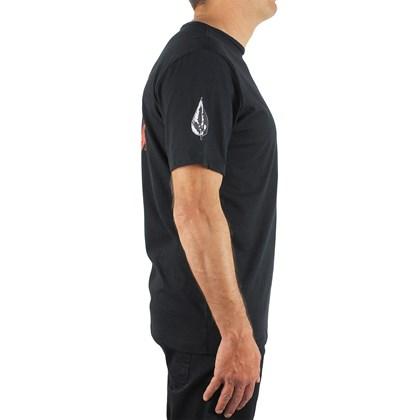 Camiseta Volcom Tech Black