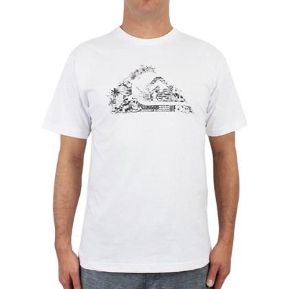 Camisetas Quiksilver Hawaii Basic Kit com 2 Peças