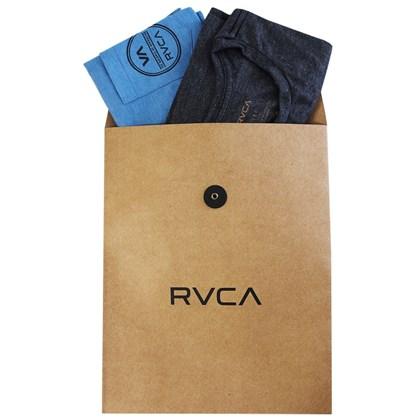 Camisetas RVCA Vintage Pocket Kit com 2 Peças