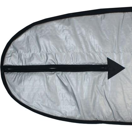 Capa para Longboard 9'6 Refletiva Elite Surfing