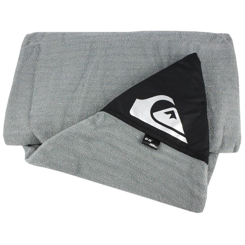 Capa para Prancha de Surf 6'6 Toalha Quiksilver Charcoal