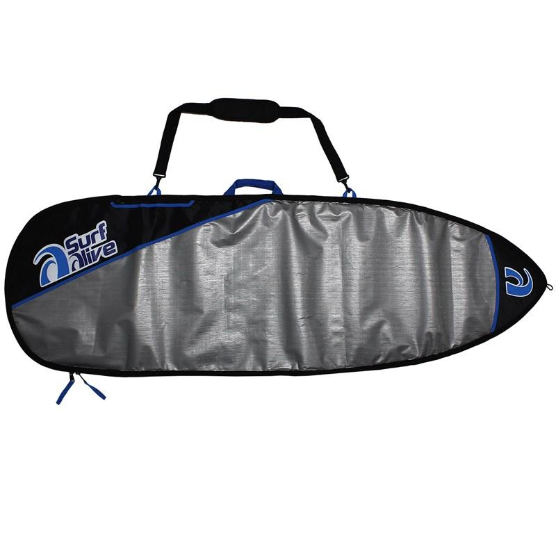 Capa para Prancha de Surf Fish 5.10 Refletiva Surf Alive