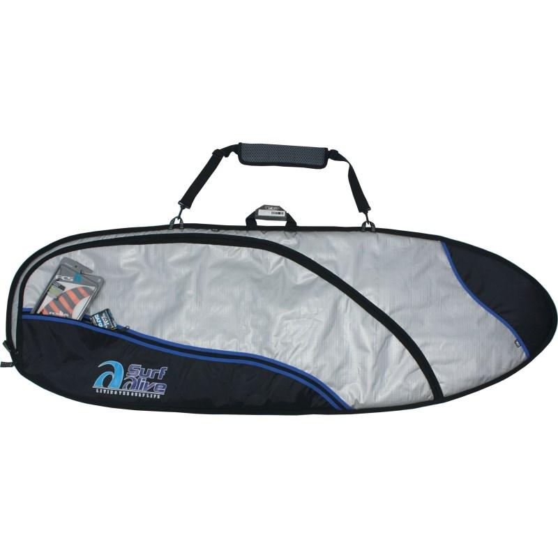 Capa para Prancha de Surf Fish 5'10 Refletiva Surf Alive