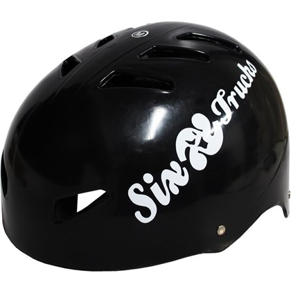 CAPACETE SKATE ADULTO SIX TRUCKS