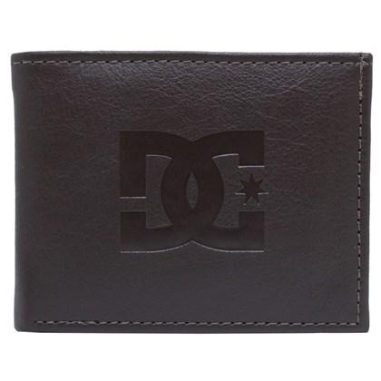 Carteira DC Shoes DC Logo Marrom