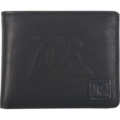 Carteira Quiksilver Original Slim Black ... e5ad78f84ff