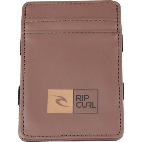 CARTEIRA RIP CURL MAGIC POP PU MARROM