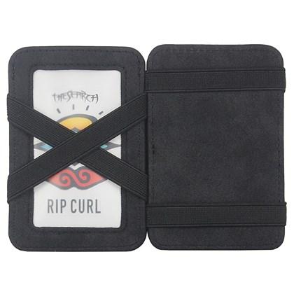 Carteira Rip Curl Magic Wallet Black