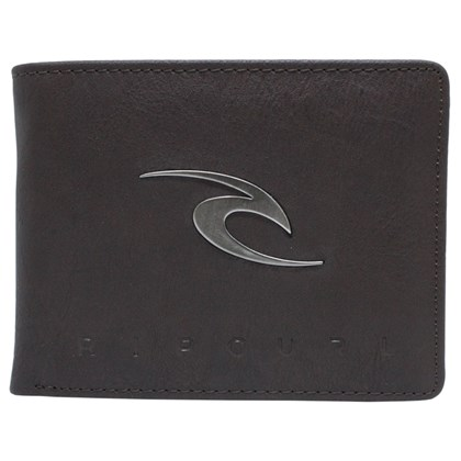 Carteira Rip Curl Rider All Day Brown