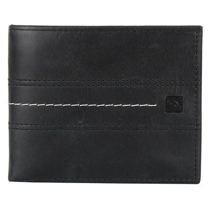 Carteira Rip Curl Stitch Icon RFID 2 In 1 Black
