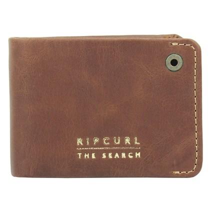 Carteira Rip Curl Supply RFID Slim Brown