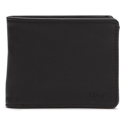 Carteira Vans Drop V Bifold Black