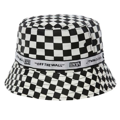 Chapéu Bucket Vans Wave Rider Checkerboard