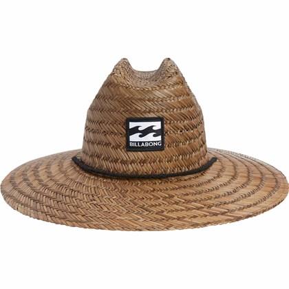 ... Chapéu de Palha Billabong Tides Brown Importado 5b046a3b06e
