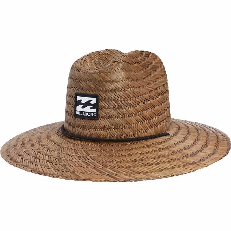 Chapéu de Palha Billabong Tides Brown Importado