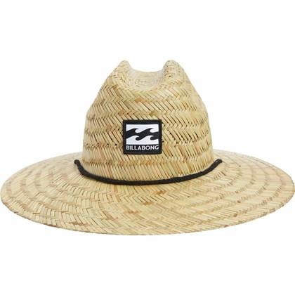 Chapéu de Palha Billabong Tides Natural Importado Chapéu de Palha Billabong  Tides Natural Importado f0a193df77f
