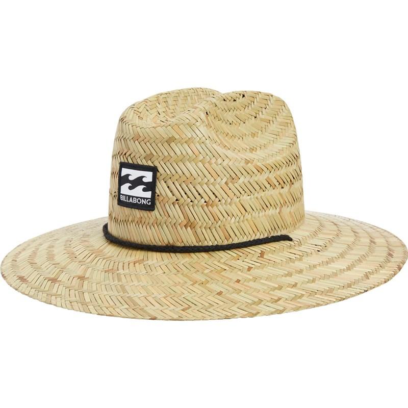 Chapéu de Palha Billabong Tides Natural Importado 2cbce26aaf725