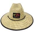 Chapéu de Palha Billabong Tides Pipe Natural