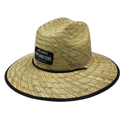Chapéu de Palha Billabong Tides Pipe Print Camo