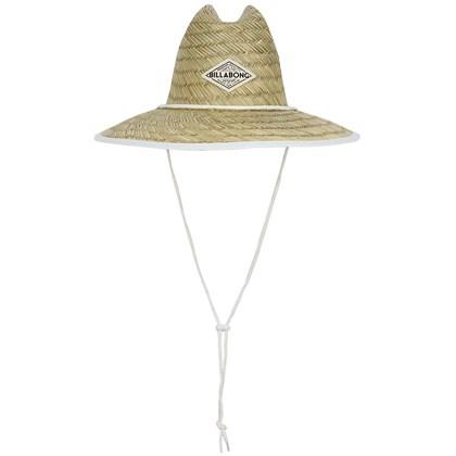 Chapéu de Palha Billabong Tipton Feminino Fuego