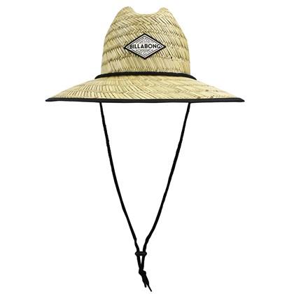 Chapéu de Palha Rusty Lifeguard Natural - Surf Alive 80d4d351ee