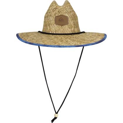 Chapéu de Palha Quiksilver Outsider Navy Blazer