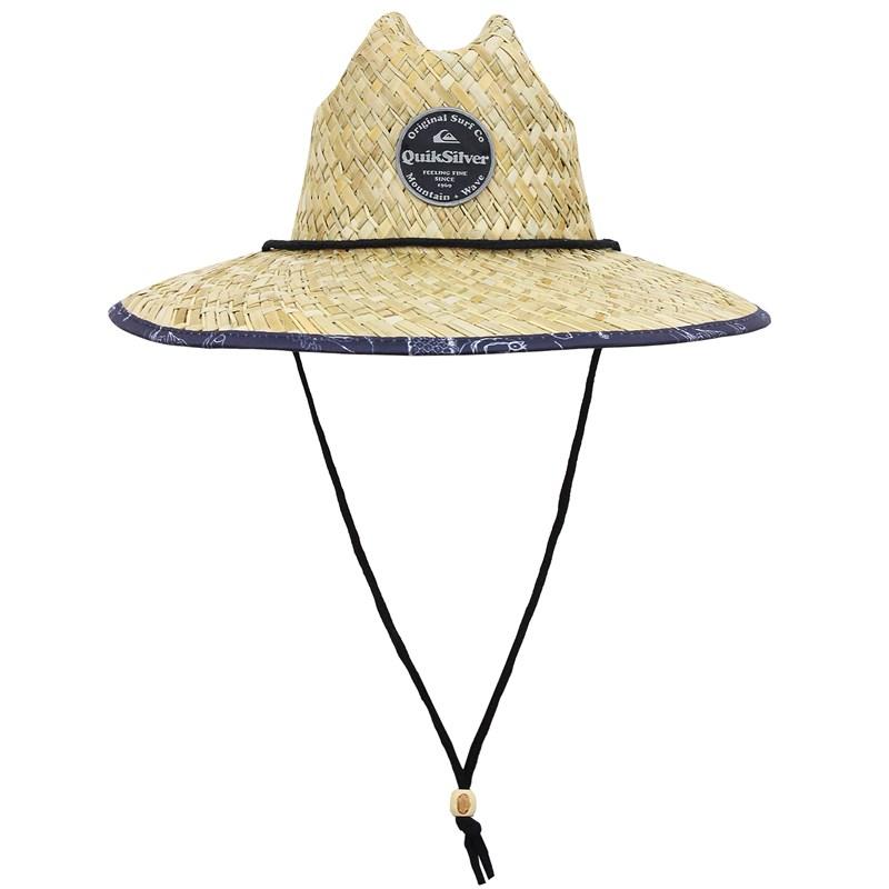Chapéu de Palha Quiksilver Outsider Repent Tarmac