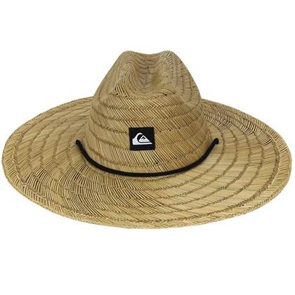 Chapéu de Palha Quiksilver Pierside Importado Chapéu de Palha Quiksilver  Pierside Importado d5e47f6006c