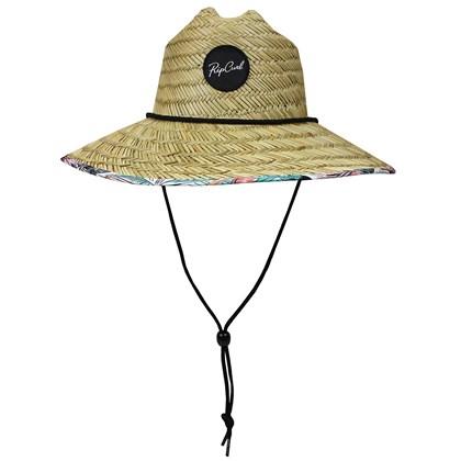 Chapéu de Palha Rip Curl Feminino Surf Break Natural ... 6c154382e1d